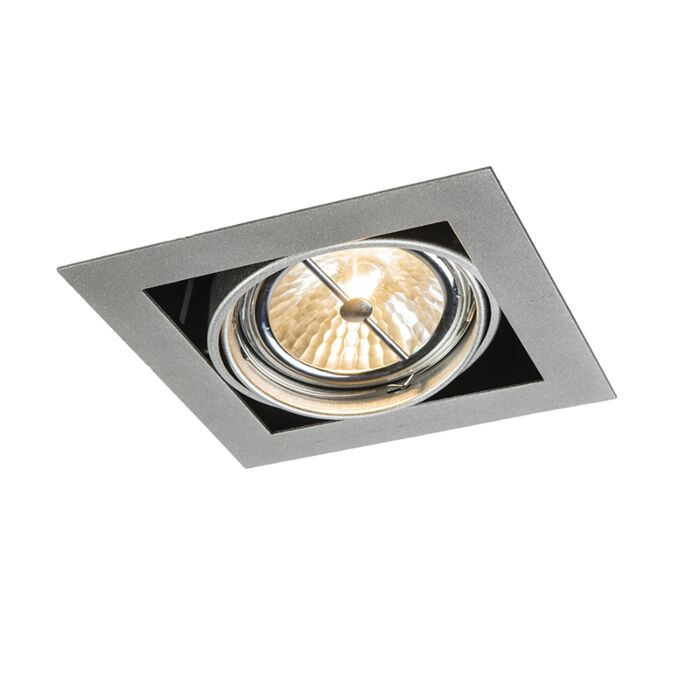 Square-recessed-spot-aluminum---Oneon-111-1