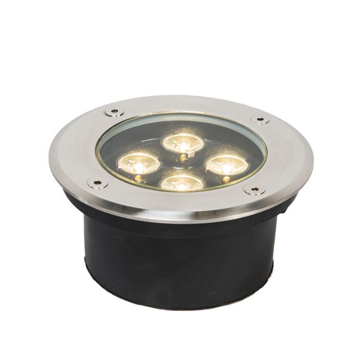 Ground-spotlight-Power-LED-4-x-1W