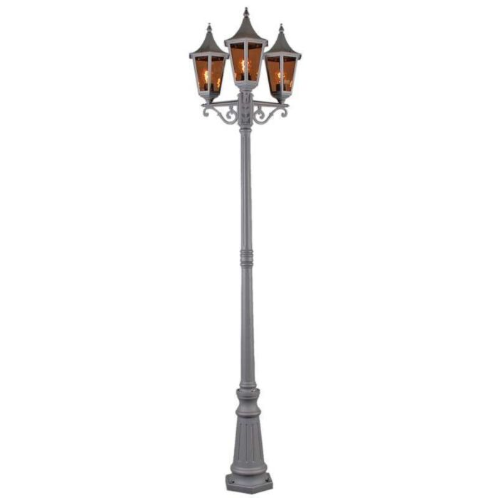 Outdoor-lamp-President-P3-H228-graphite