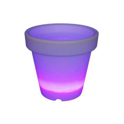 Lightened-flowerpot-Small