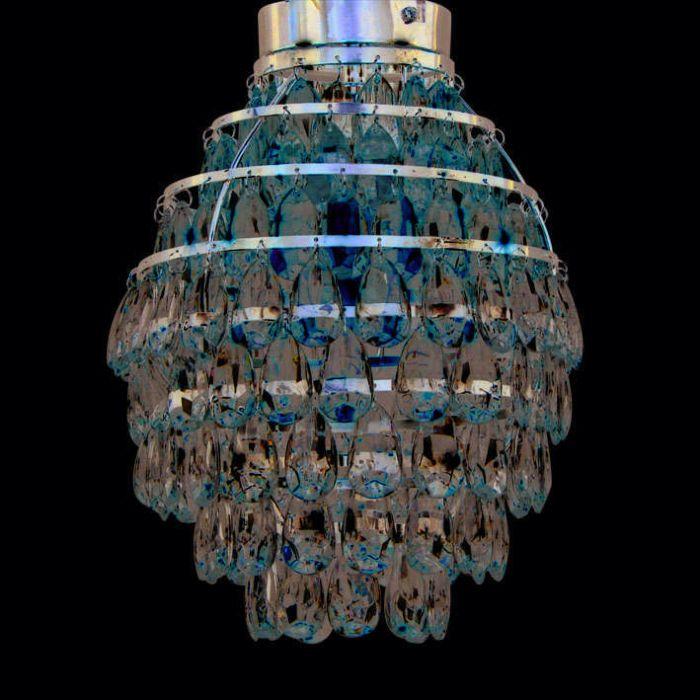 Ceiling-Lamp-Pinecone-Chrome