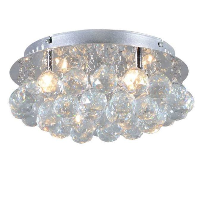 Ceiling-Lamp-Diamont-30cm-Chrome