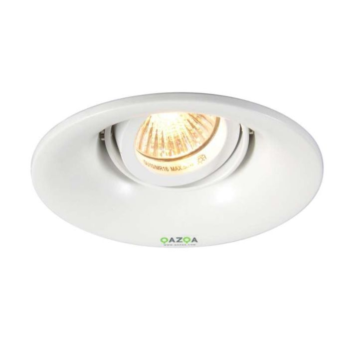 Recessed-Spotlight-Punch-White
