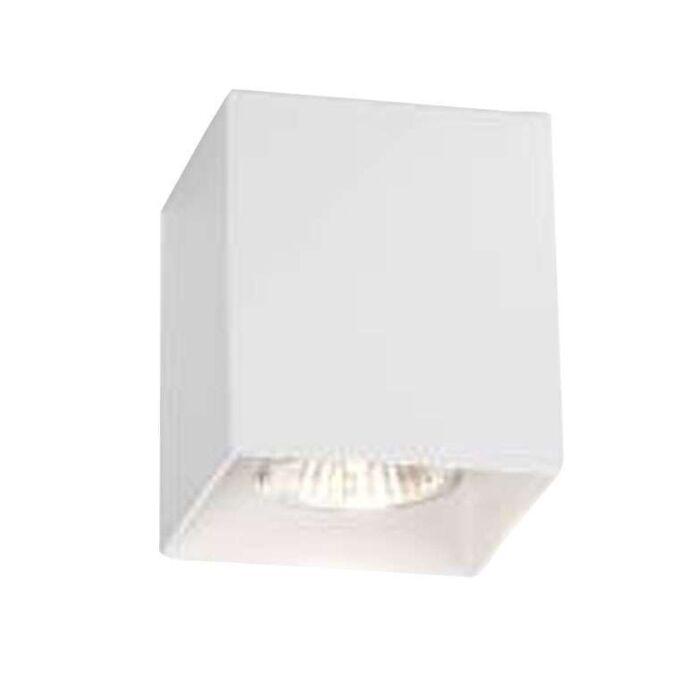 Ceiling-Light-Delta-Boxy-White