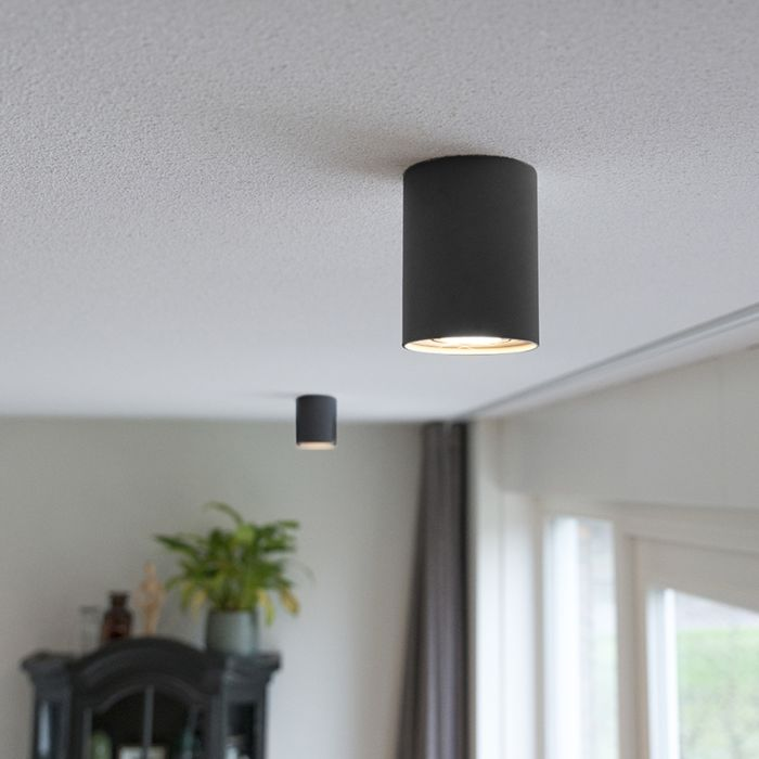 Ceiling-Spotlight-Black---Rondoo-1-Up