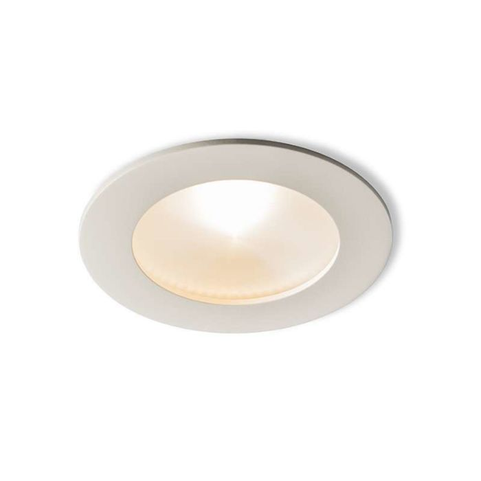 Modern-Recessed-Spotlight-White-incl.-6W-LED---Invaser-