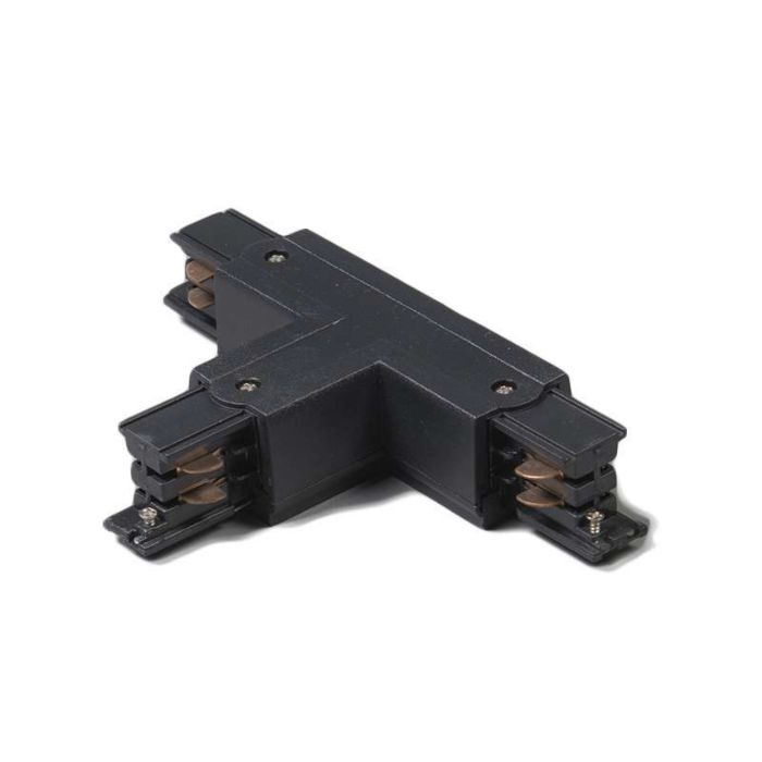 T-Junction-for-3-phase-track-left-Black-T