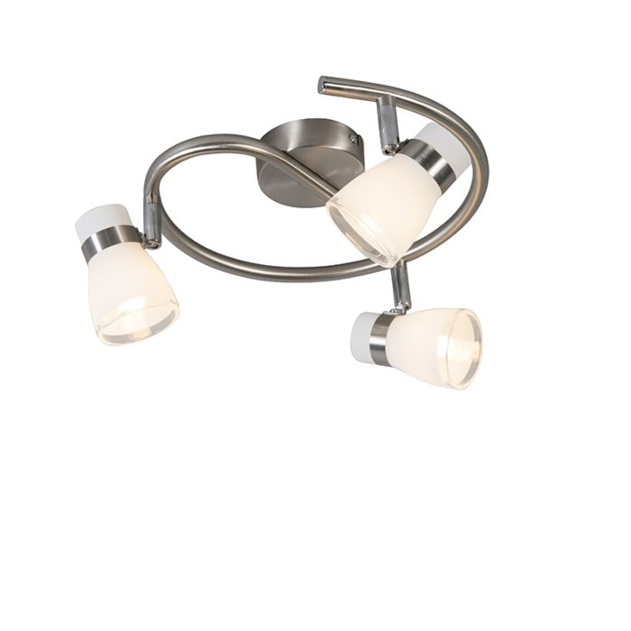 Ceiling-spot-steel-swivel-and-tiltable-3-light---Nadia