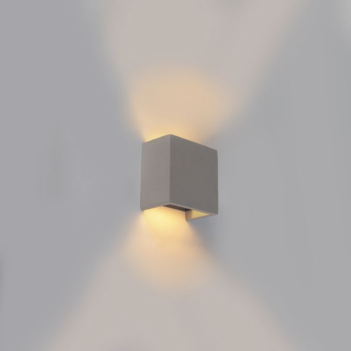 Industrial-Square-Wall-Lamp-Concrete---Meave