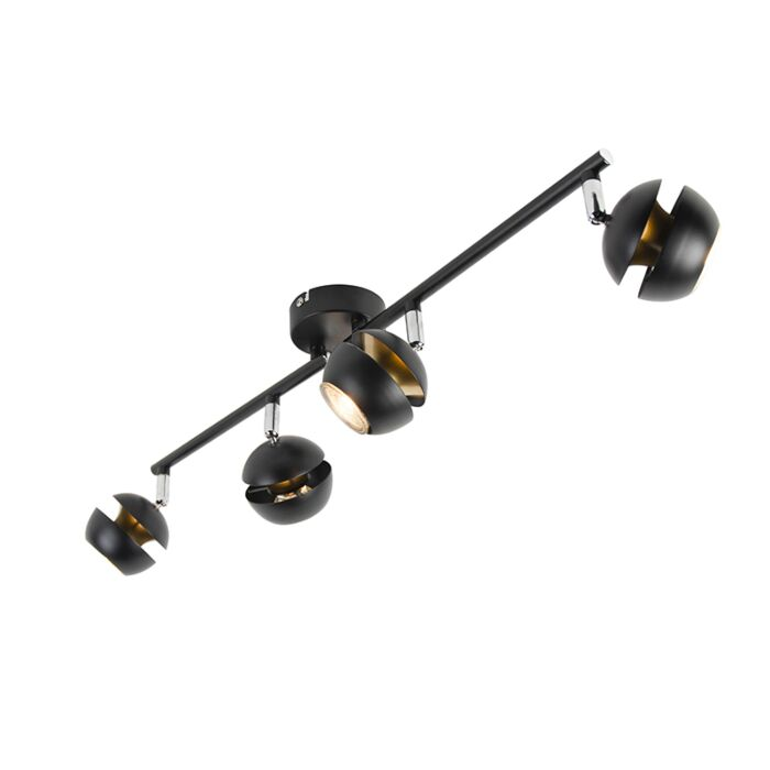 Modern-Spotlight-4-Black-with-Gold---Buell-Deluxe