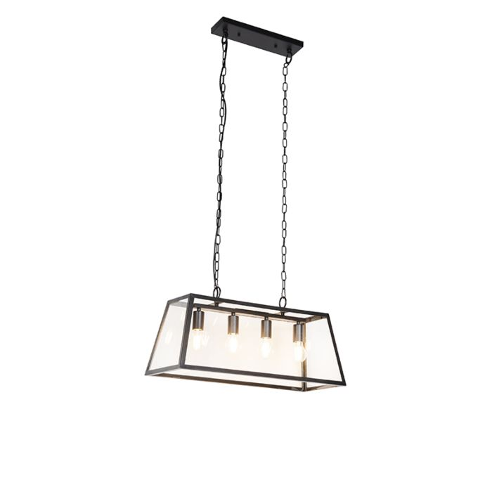 Industrial-Pendant-Lamp-4-Black---Captiva