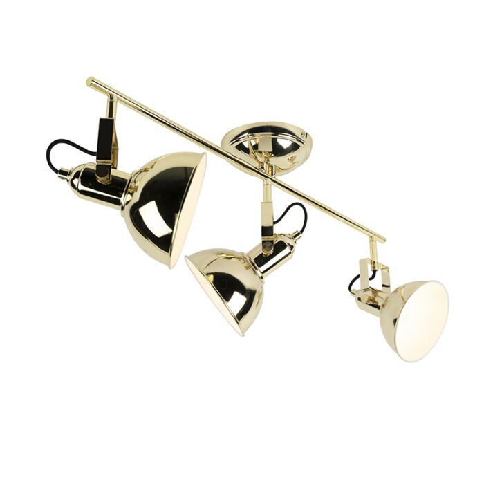 Art-Deco-spot-gold-3-light---Tommy
