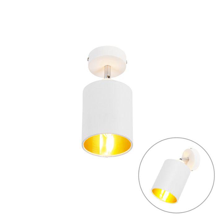 Modern-Ceiling-Spotlight-White---Lofty-