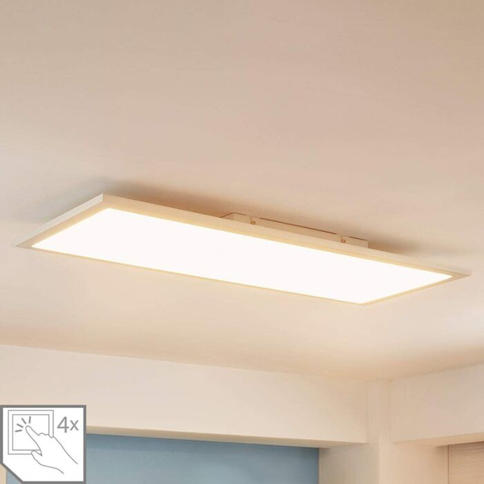 Modern-LED-panel-incl.-LED-dimmable-80-cm---Enja