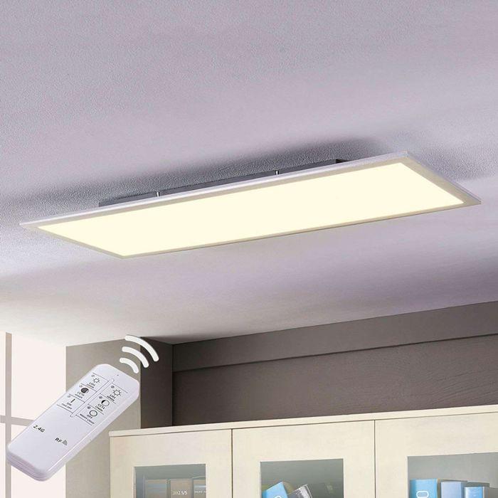 Modern-LED-panel-120-cm-incl.-LED-and-dimmer---Liv