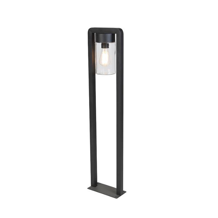 Modern-standing-outdoor-lamp-black-IP44---Jarra-Balanco