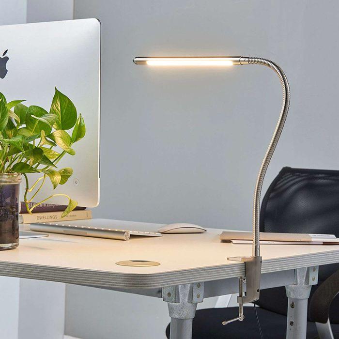 Clamp Table & Desk Lamp Energy Saving